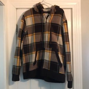 Kirra (PACSUN) sherpa lined coat
